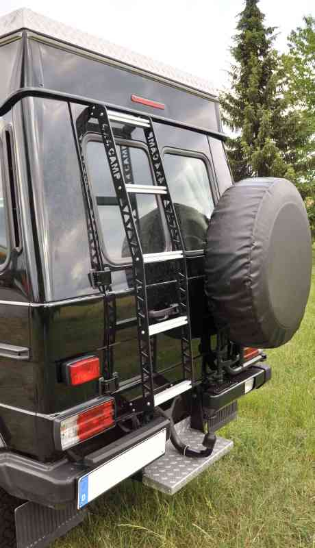 4x4CAMP Mercedes G Zubeh�r